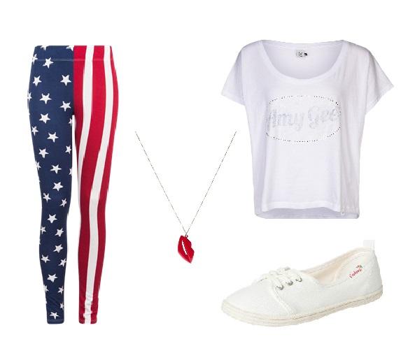 Stylizacja American Style