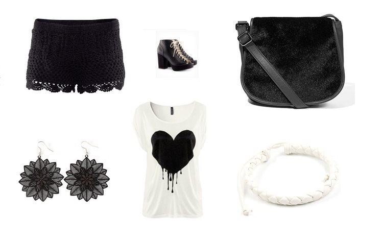 Stylizacja Black Heart