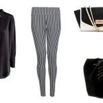Stylizacja Black&White