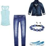 Stylizacja Jeans