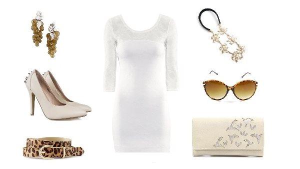 Stylizacja biała