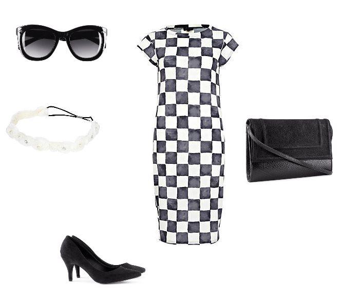 Stylizacja w stylu Louis Vuitton