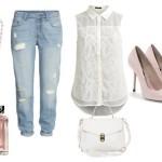 Stylizacja letnia elegancja
