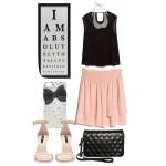 Stylizacja pink & black